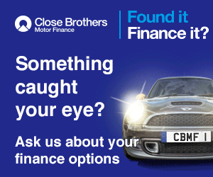 Finance available at Wightmans Used Car Centre